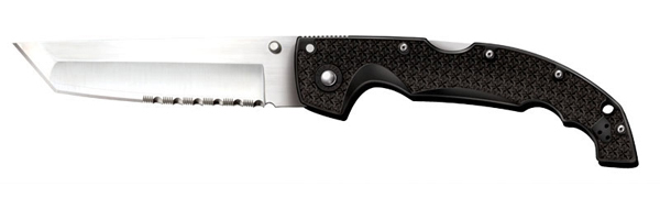 Cold Steel Voyager X-Large Tanto Point 50/50 Edge 29TXTH