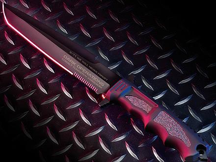 The Interceptor 911 - Dark Ops Knives