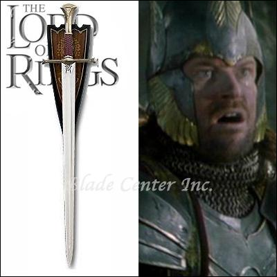 Lord of the Rings Swords - LOTR Swords for Sale - Blade Center