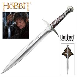 Bilbo and Sting Sword
